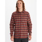 Men's Fairfax Midweight Flannel Long-Sleeve Shirt image number 0