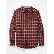 Men's Fairfax Midweight Flannel Long-Sleeve Shirt image number 1