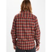 Men's Fairfax Midweight Flannel Long-Sleeve Shirt image number 5