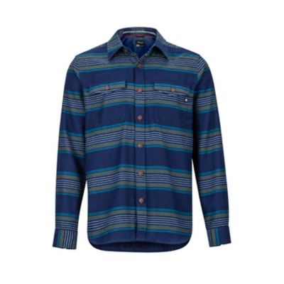 Men's Zephyr Cove Midweight Flannel Long-Sleeve Shirt
