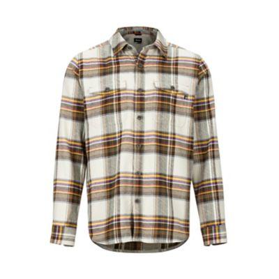 Men's Zephyr Cove Midweight Flannel Long-Sleeve Shirt
