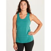 Women's Aura Tank Top image number 2