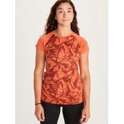 Women's Crystal Short-Sleeve Shirt image number 2