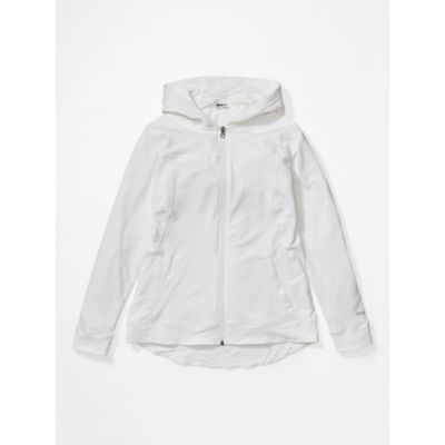 46440-080-Wm's Tomales Point Hoody-WHT