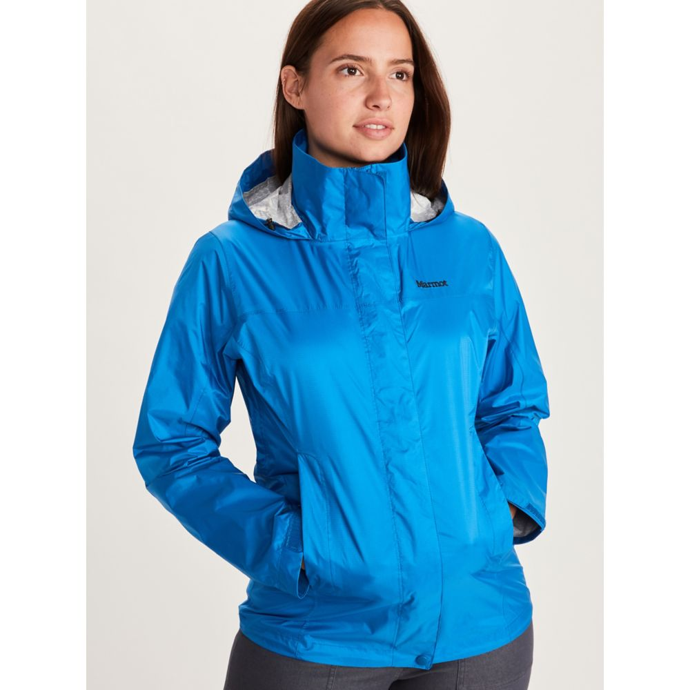 Women S Precip Eco Jacket Marmot