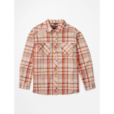 Women's Aella Long-Sleeve Shirt Plus