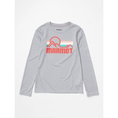 Girls' Windridge Long-Sleeve Shirt
