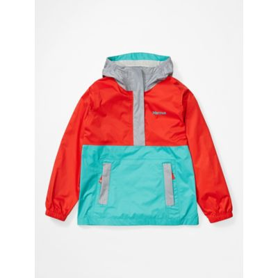 Girls' PreCip Eco Anorak