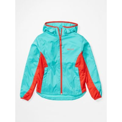 Girls' Trail Wind Hoody