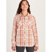 Women's Aella Long-Sleeve Shirt image number 2
