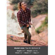 Women's Maggie Lightweight Flannel Long-Sleeve Shirt image number 5