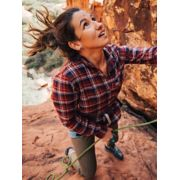 Women's Maggie Lightweight Flannel Long-Sleeve Shirt image number 6