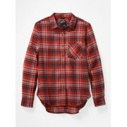 Women's Maggie Lightweight Flannel Long-Sleeve Shirt image number 1