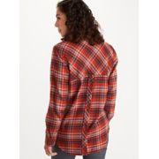 Women's Maggie Lightweight Flannel Long-Sleeve Shirt image number 4