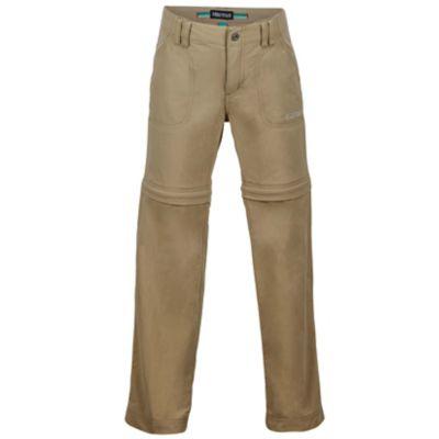 Girls' Lobo's Convertible Pants