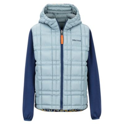 Boys' Featherless Reversible Hoody
