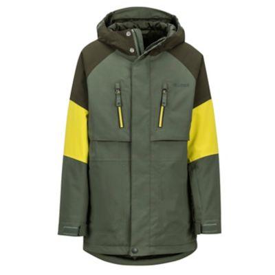 Boys' Gold Star Jacket