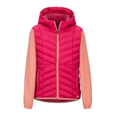 Girls' Featherless Reversible Hoody