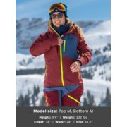 Women's Bariloche Jacket image number 5