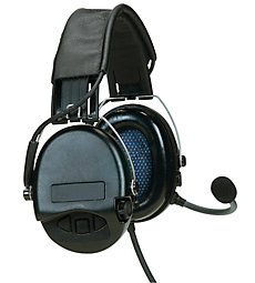 Supreme Pro Headset Single Or Dual Comm In Hearing Protection