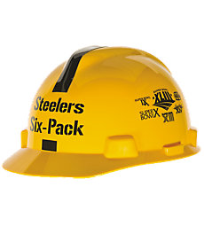 Officially Licensed NFL V-Gard Hard Hats in Head Protection  9e246a2a9