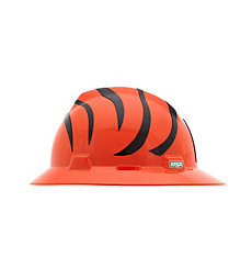 1d63f417 Officially Licensed NFL V-Gard Hard Hats in Head Protection | MSA ...