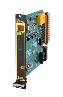 Módulo de control 2602A Serie Zero Two para aplicaciones de H2S