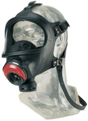 3S Positive Pressure Full-Face Masks