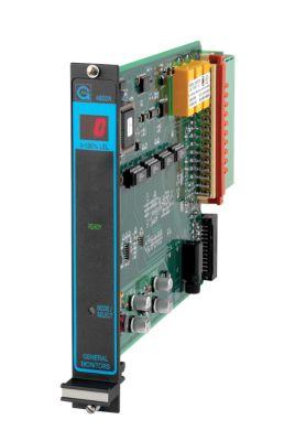 Módulo de control de la serie Zero Two 4802A para aplicaciones de gas combustible