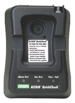 ALTAIR® QuickCheck® Station