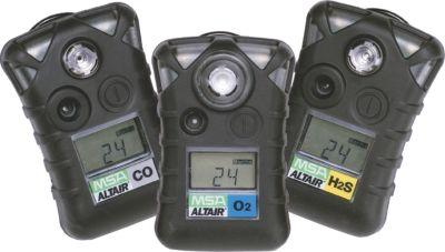Monitor portátil Altair Standard de un solo gas