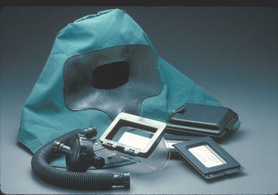 Respirador con suministro de aire Abrasi-Blast™