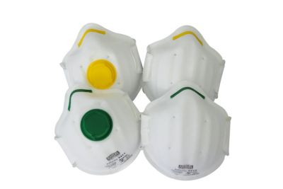Affinity Cup Shape Respirators