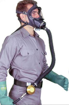 Supplied Air Respirators Scba Msa The Safety Company