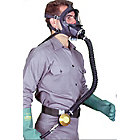 Airline Respirator and Escape Device