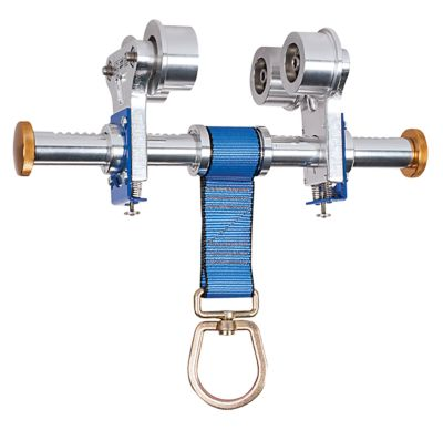 BeamGlide™ Trolley Anchorage Connector
