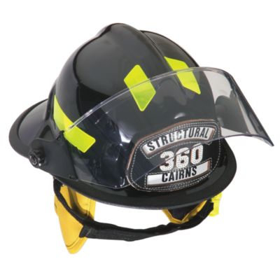 Cairns® 360S Structural Thermoplastic Fire Helmet