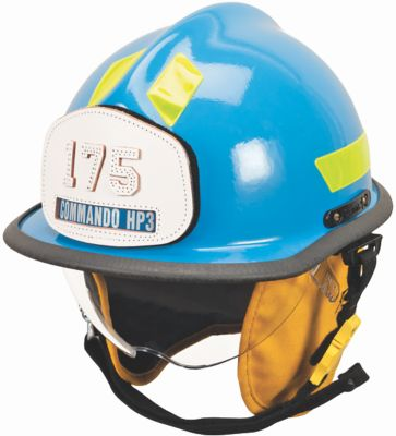 Cairns® Commando™ HP3 Composite Fire Helmet