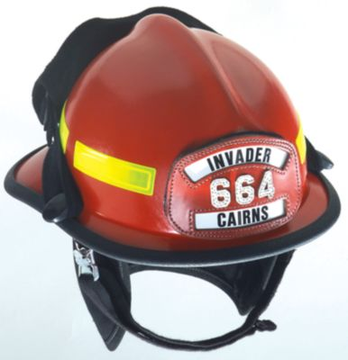 Cairns® Invader 664 Composite Fire Helmet