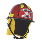 Cairns® Rescue 360R Fire Helmet
