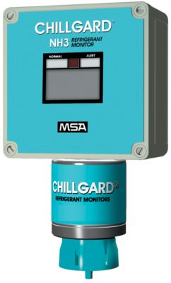 Monitor de Gas Chillgard® NH3