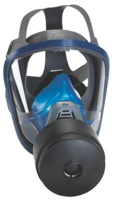 Chin-Type Gas Mask