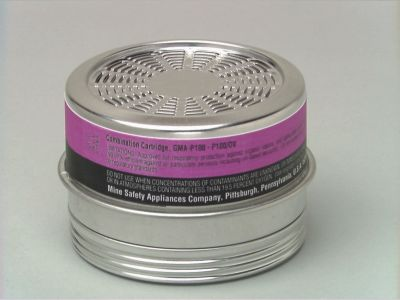 Premaire supplied air respirator system in supplied air.