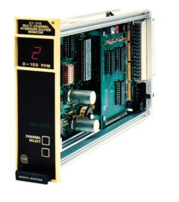 DT210 Eight Channel H2S Readout / Relay Module