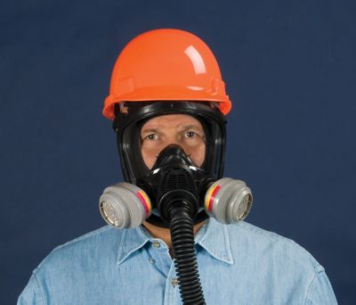 Duo-Twin Airline Respirator