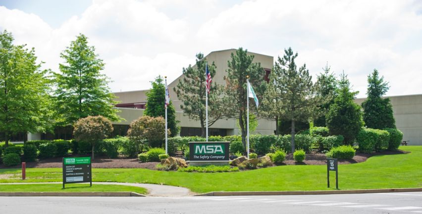 MSA facility in Cranberry Township, PA