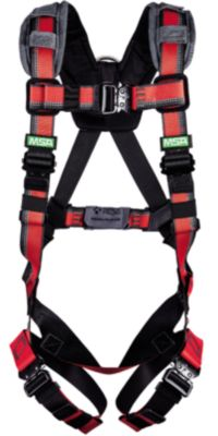 MSA EVOTECH LITE Fall Protection Safety Harnesses