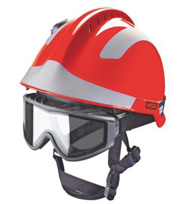 MSA F2 X-TREM fire helmet