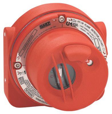 Detector de llama UV/IR FL3100H-H2 para aplicaciones de hidrógeno