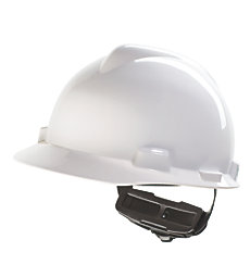MSA V-Gard Hard Hat | MSA - The Safety Company | United Kingdom